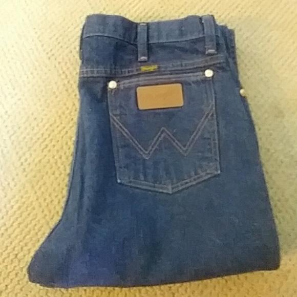 936 DEN Slim Fit Men/'s Wrangler jeans